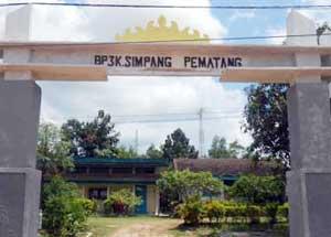 BP3K Simpang Pematang