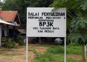 BP3K Tanjung Raya