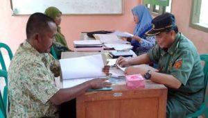 Tim Penilai Dari Bakorluh Propinsi Lampung