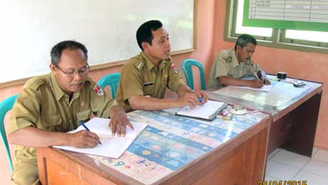 Sosialiasi Kedelai Di BP3K Panca Jaya