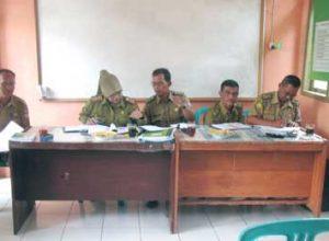 Temu Teknis Tingkat Kecamatan BP3K Panca Jaya