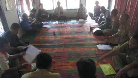Kursus Tani Desa Adi Mulyo
