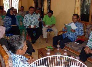 Bimtek Jagung BP3K Tanjung Raya