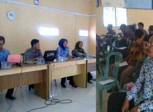 Pelatihan Cabai Desa Tanjung Sari