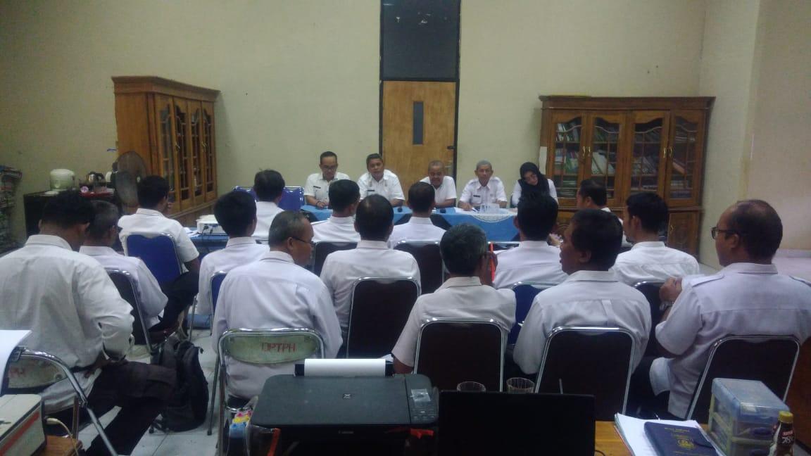Rapat Revitalisasi Balai Penyuluhan Pertanian