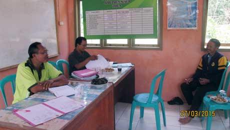Penilaian Tingkat Kecamatan Panca Jaya