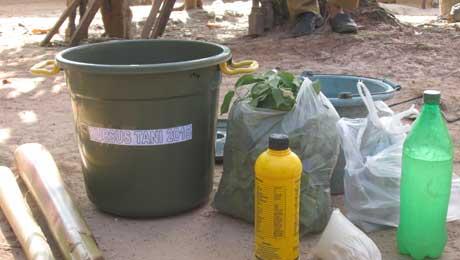 Pembuatan Pupuk Organik Cair (POC) Dari Urine Kambing