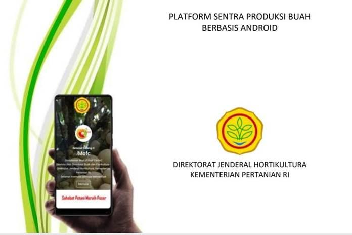 Pantau Kondisi Pasar dengan Aplikasi I-Mofc